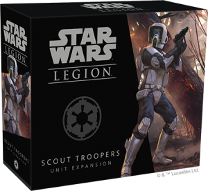 Star Wars: Legion - Scout Troopers Unit