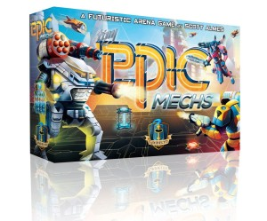 Tiny Epic Mechs (edycja Kickstarter)