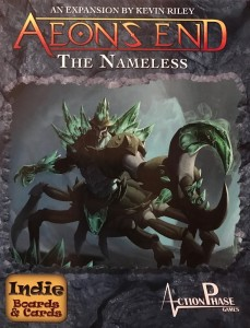 Aeon's End: The Nameless (druga edycja)