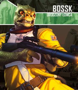 Star Wars: Imperium Atakuje - Bossk, Urodzony łowca