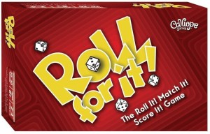 Roll for it! Red edition