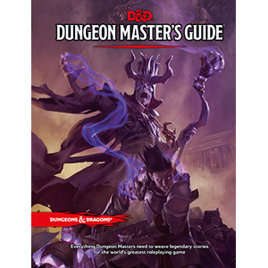 D&D RPG: Dungeon Master's Guide (Revised)