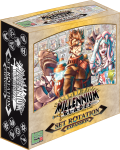 Millennium Blades: Set Rotation