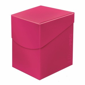 Pudełko na karty Eclipse PRO 100+ Hot Pink