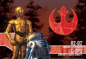 Star Wars: Imperium Atakuje - R2-D2 i C-3PO (R2D2 i C3PO)