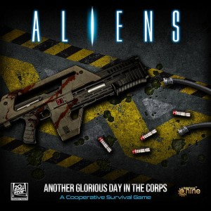 Aliens: Another Glorious Day in the Corps! + 3D Gaming Set!