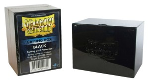 Pudełko Dragon Shield Gaming Box - czarne