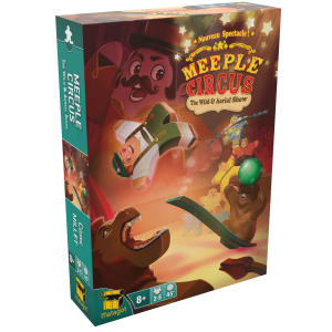 Meeple Circus Wild Animal & Aerial Show