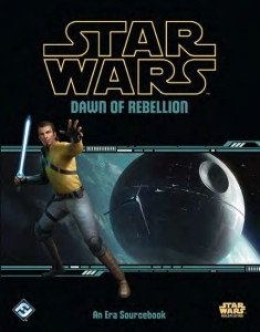 Star Wars: Age of Rebellion - Dawn of Rebellion