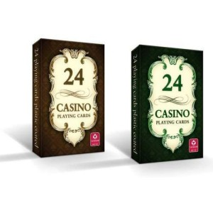 Karty do gry Casino Playing Cards 24 karty