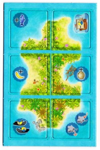 Carcassonne: South Seas - Freitag