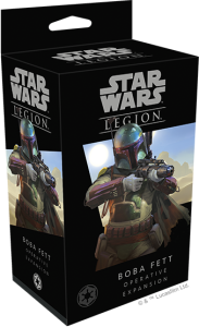 Star Wars: Legion - Boba Fett Operative