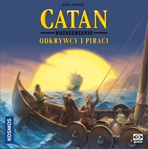 Catan (Osadnicy z Catanu): Odkrywcy i piraci