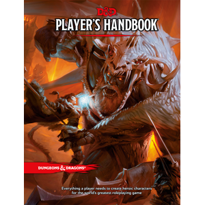 D&D RPG: Player's Handbook (Revised) (Dungeons and Dragons RPG)