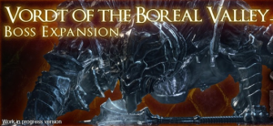 Dark Souls: Vordt of the Boreal Valley