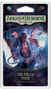 Arkham Horror: The Card Game - Pallid Mask