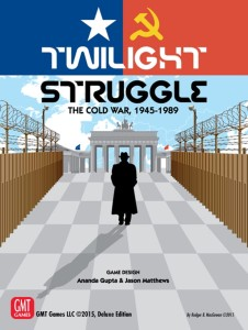 Twilight Struggle Deluxe New Edition