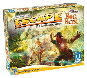 Escape: The Curse of the Temple - Big Box (2nd edition)