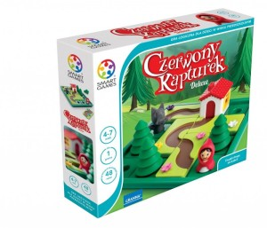 Smart Games: Czerwony Kapturek (Little Red Riding Hood)