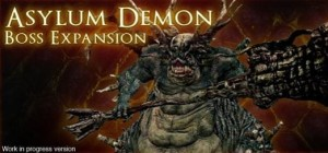 Dark Souls: Asylum Demon