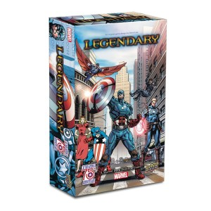 Marvel Legendary: Captain America 75th