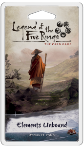Legend of the Five Rings LCG:  Elements Unbound