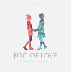 Fog of Love (alternatywna okładka 2)