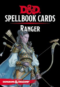 D&D RPG: Ranger Spell Deck (Revised) (Dungeons and Dragons RPG)