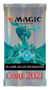 Magic The Gathering: Core Set 2021 - Collector Booster