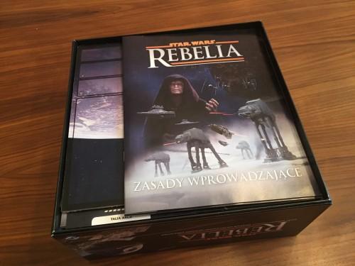 Organizer - zestaw do gry Star Wars Rebelia