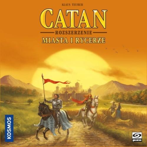 Catan (Osadnicy z Catanu): Miasta i rycerze