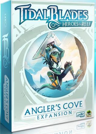 Tidal Blades: Heroes of the Reef  Angler's Cove