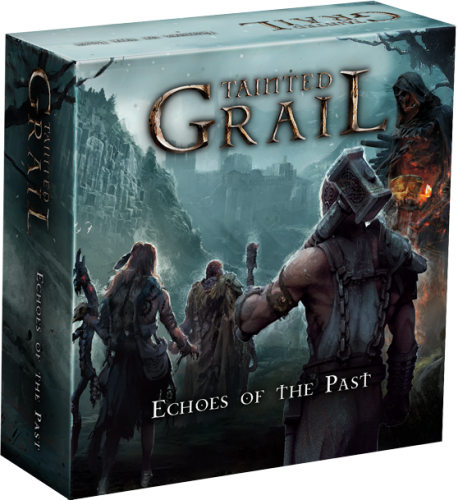 Tainted Grail: The Fall of Avalon - Echoes of the Past (wersja angielska)