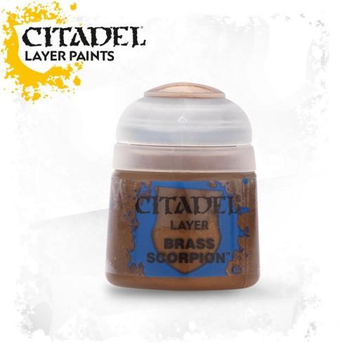 Citadel Layer: Brass Scorpion