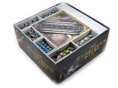 Folded Space: organizer do gry Zakazane Gwiazdy (Forbidden Stars)