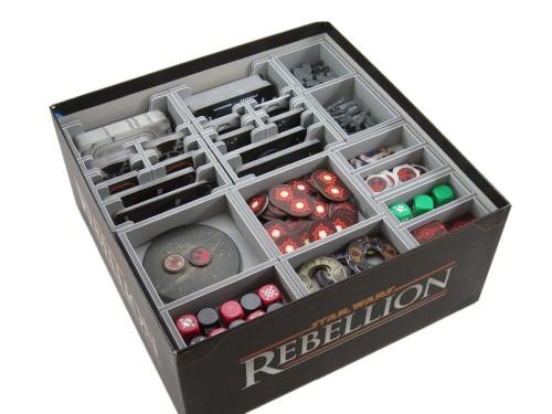Folded Space: organizer do gry Star Wars: Rebelia (Rebellion)