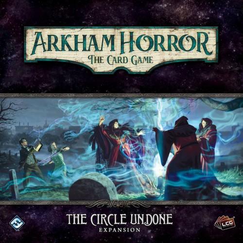 Arkham Horror: The Card Game - The Circle Undone