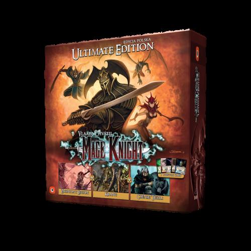 Mage Knight Ultimate Edition (edycja polska)