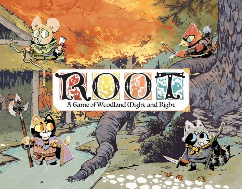 Root (3rd printing)