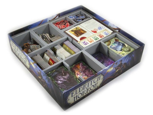 Folded Space: organizer do gry Eldritch Horror