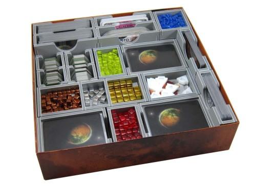 Folded Space: organizer do gry Terraformacja Marsa (Terraforming Mars v2)