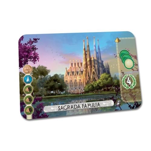 7 Cudów Świata: Pojedynek - Sagrada Familia