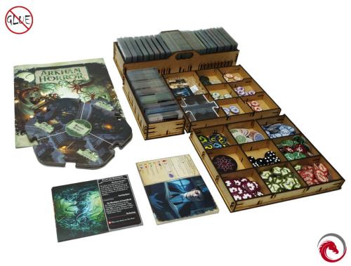 Insert do gry Horror w Arkham (3 edycja)