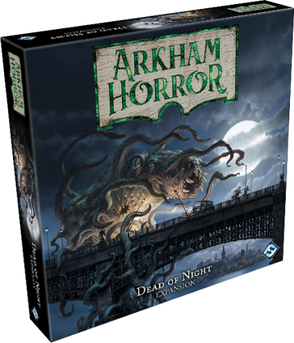 Arkham Horror: Dead of Night (Third Edition)