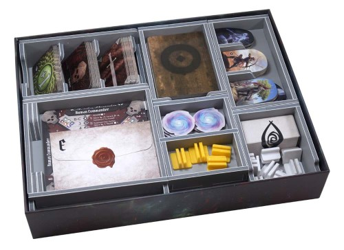 Folded Space: organizer do gry Gloomhaven - Forgotten Circles