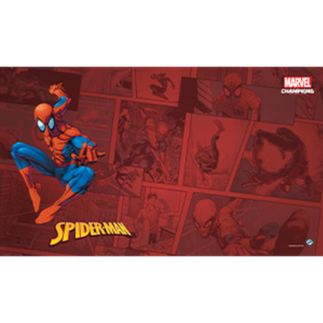 Marvel Champions: The Card Game - Spider Man Game mat