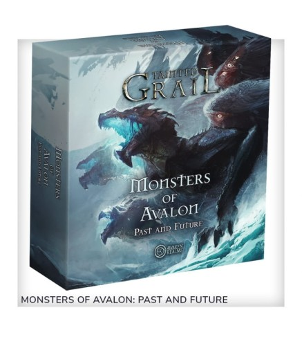 Tainted Grail: The Fall of Avalon - Monsters of Avalon: Past and the Future