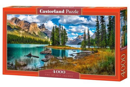Puzzle 4000 The Spirit Island