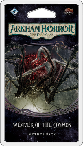 Arkham Horror: The Card Game - Weaver of the Cosmos: Mythos Pack