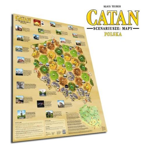 Catan (Osadnicy z Catanu) - Polska
